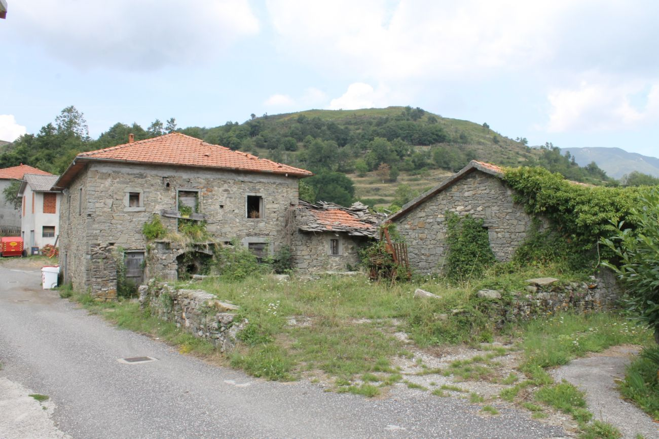 LARGE FARMHOUSE IN STONE WITH LARGE LAND